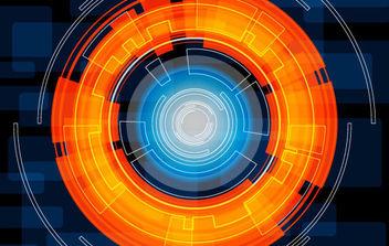 Circle - Free vector #171049