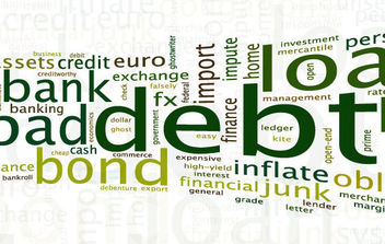 Word Cloud Finance - Free vector #171079