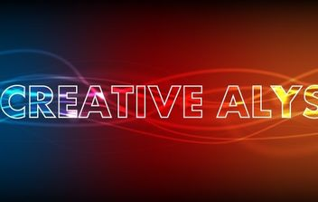 Glowing Light Text Vector Effect - Free vector #171129