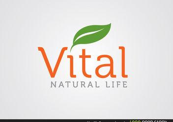Health Company Logo - Free vector #173469