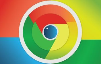 Cute Google Chrome Icon - vector gratuit #174079