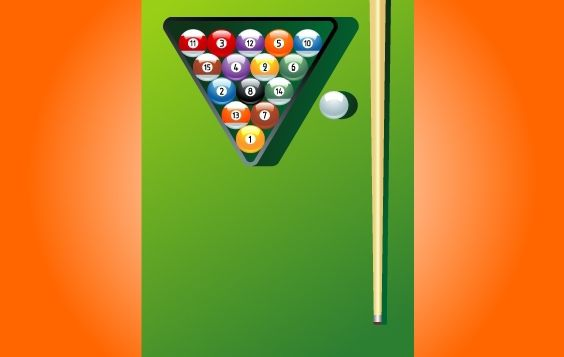 Billiard Game Instruments - vector gratuit(e) #174139