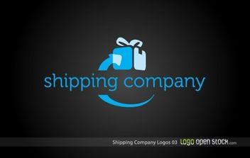 Shipping Company Logo 03 - Kostenloses vector #174639