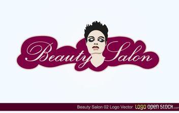 Beauty Salon Logo 2 - Free vector #174749