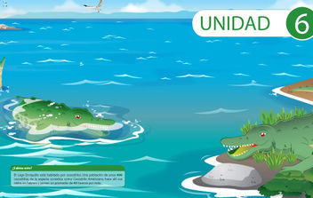 Crocodile and Alligator - vector #175659 gratis
