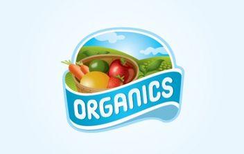 Organics Logo - бесплатный vector #175969
