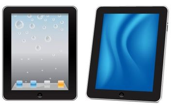 New Apple Ipad - vector #176139 gratis
