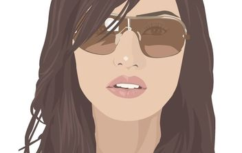 Dominant face 4 - Free vector #177259