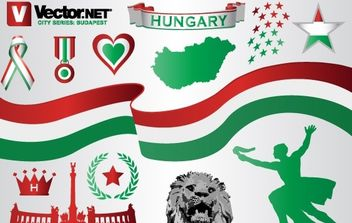 Budapest Vector Graphics - vector gratuit #177439