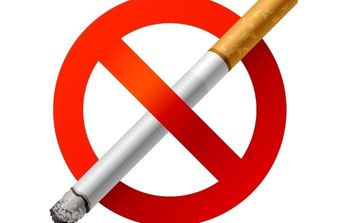 No smoking - vector #177569 gratis