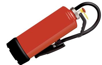 Fire Extinguisher - Free vector #178399