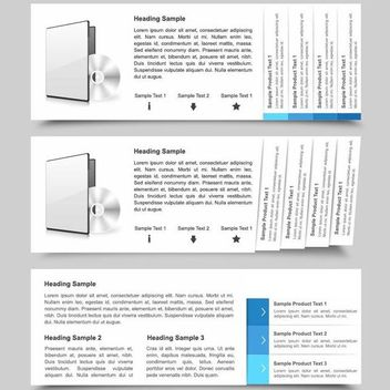 Classic Navigation Slider Pack - Kostenloses vector #180519
