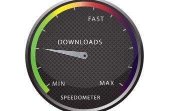 Free Vector Speedometer - бесплатный vector #181959