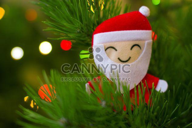 Decoração de Natal Papai Noel - Free image #182609