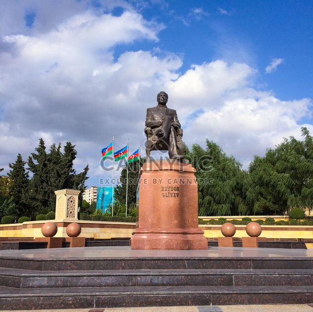 Monumento de Heydar Aliyev, Bakú - image #182759 gratis