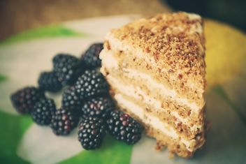 #cakes; #berries #sweet - Free image #182889