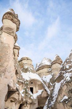 Cappadocia Fairy Chimneys - бесплатный image #183029