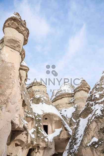 Cappadocia Fairy Chimneys - Free image #183029