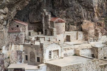 Sumela monastry in Trabzon - image #183039 gratis