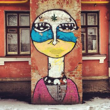 Graffity on the walls - бесплатный image #183199