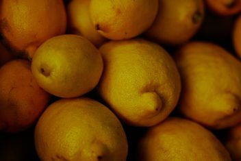 Plenty of lemons - Free image #183429