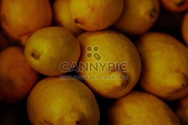 Много лимонов - Free image #183429