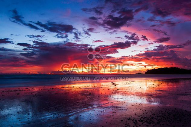 Twillight seascape - Free image #183439