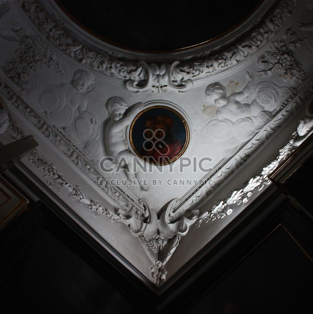 The ceiling in the palace - Free image #183789