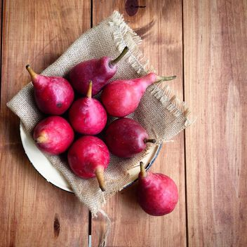 summer red pears - image #184039 gratis