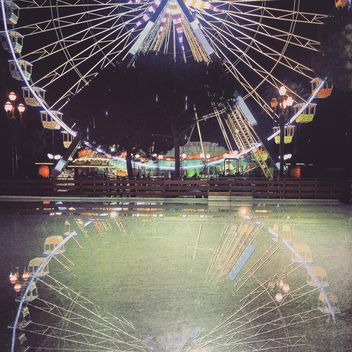 Ferris wheel - Kostenloses image #184329