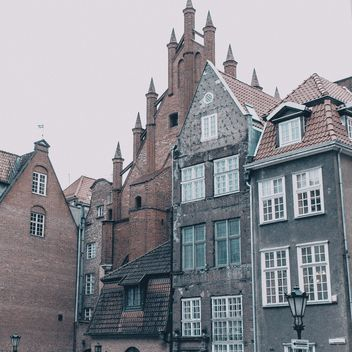 Streets Of Gdansk - Free image #184479