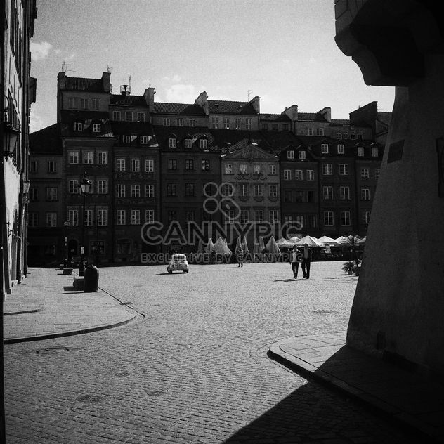 Old city of Warsaw - Free image #184489
