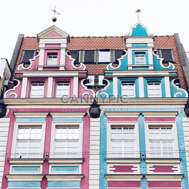 Architecture de Wroclaw - image gratuit(e) #184509