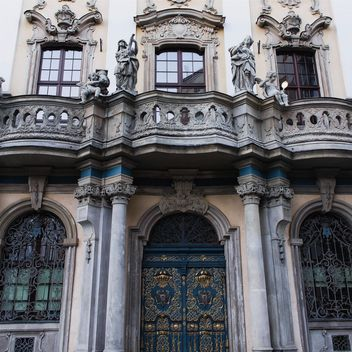 Wroclaw architecture - image #184529 gratis
