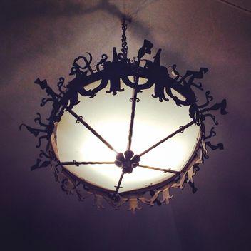 Antient chandelier - Free image #184599