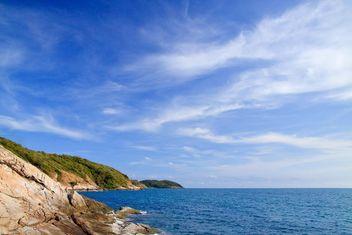 Ocean coast - Free image #185639