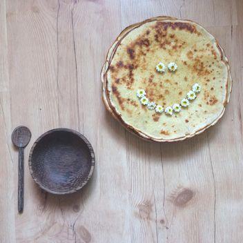 Pancakes still life - image gratuit #185669