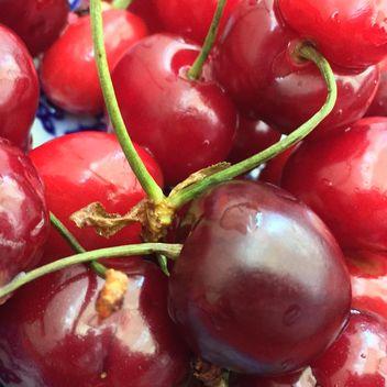 Cherries marco - image #185679 gratis