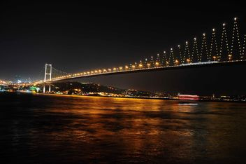 Bosphorus bridge in istanbul - бесплатный image #185799