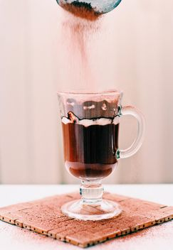 Cocoa with murshmallow - бесплатный image #185839