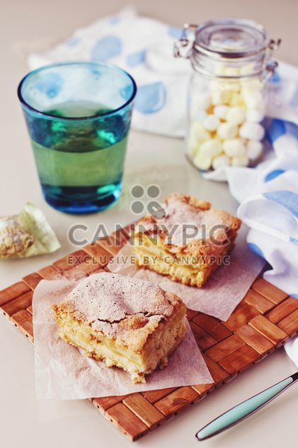 Tarta de manzana casera -  image #185849 gratis