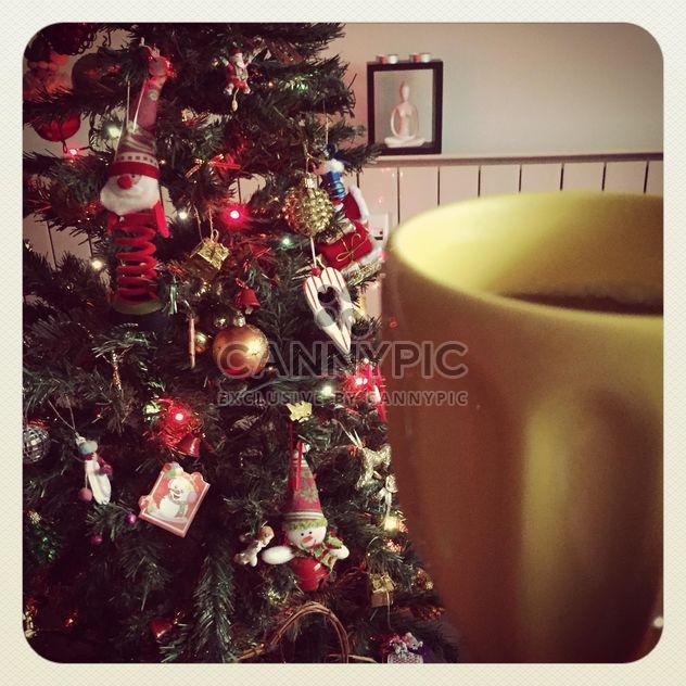 Новогодняя елка - бесплатный image #185909