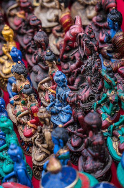Tiny buddha statues - Free image #185959