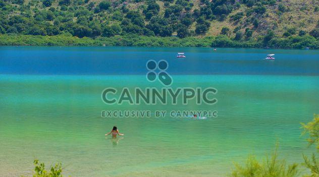 Lago de água doce em Creta - Free image #185979