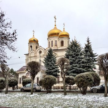 Cathedral of Christ the Savior - Kostenloses image #186219