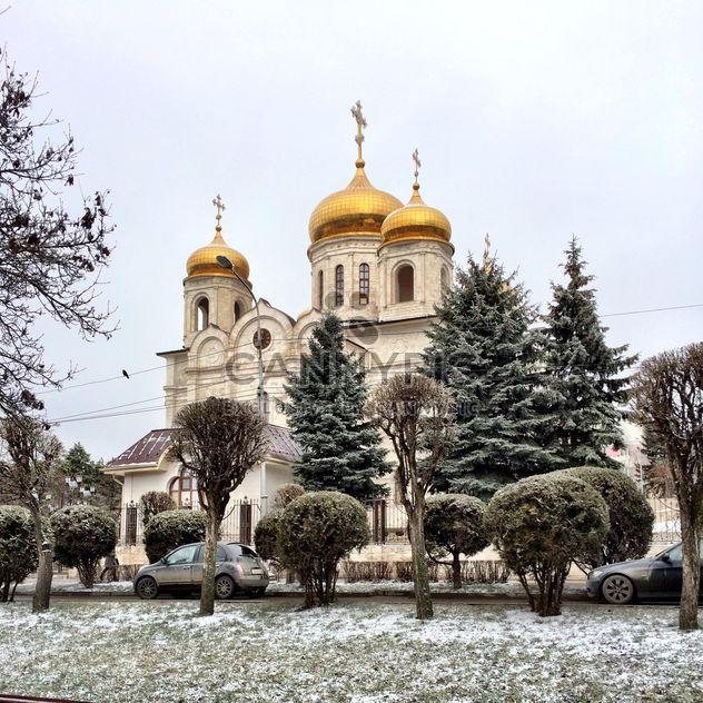 Cathédrale du Christ Sauveur - image gratuit #186219
