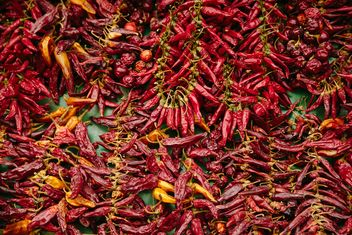 Red chili peppers - Kostenloses image #186239