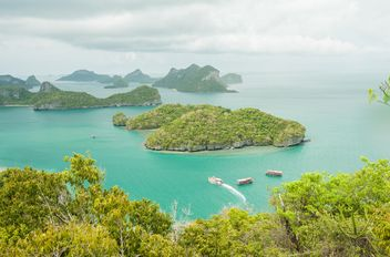 Ang Thong Islands National Park - image gratuit(e) #186359