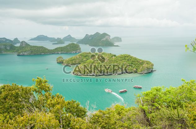 Ang Thong Islands National Park - Kostenloses image #186359