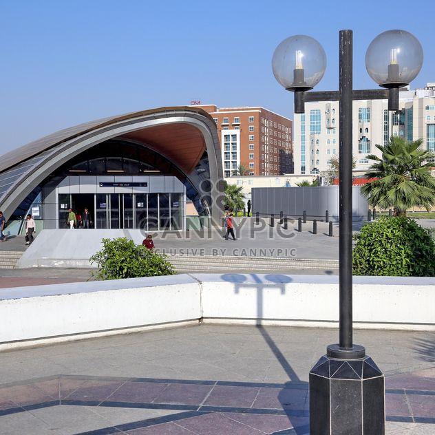 Юнион Станция метро, Дубай - бесплатный image #186689